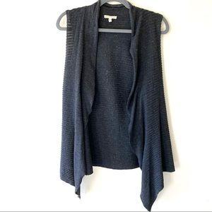 Eileen Fisher Knit sleevless cardigan
